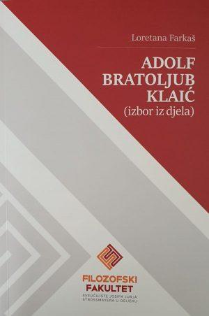 Adolf Bratoljub Klaić